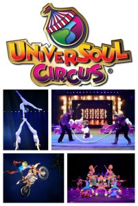 UniverSoul Circus Show Coming to Detroit