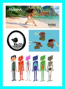 Behind the Scenes of Moana & Inner Workings #Moana