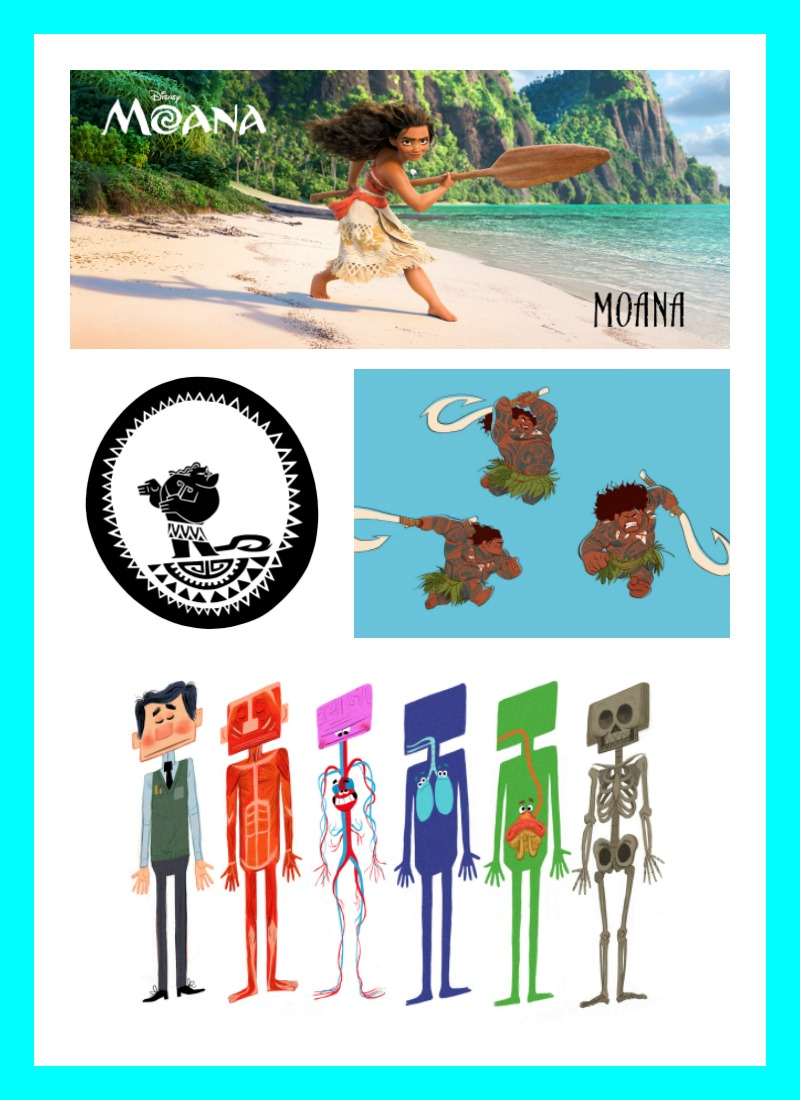 Behind the Scenes with Inner Workings and Moana