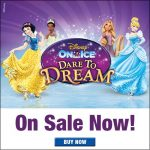 Disney on Ice Dare to Dream coming to the Palace of Auburn Hills #DisneyonIce