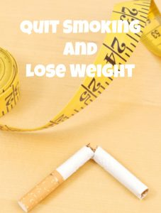 Quit Smoking and Lose Weight