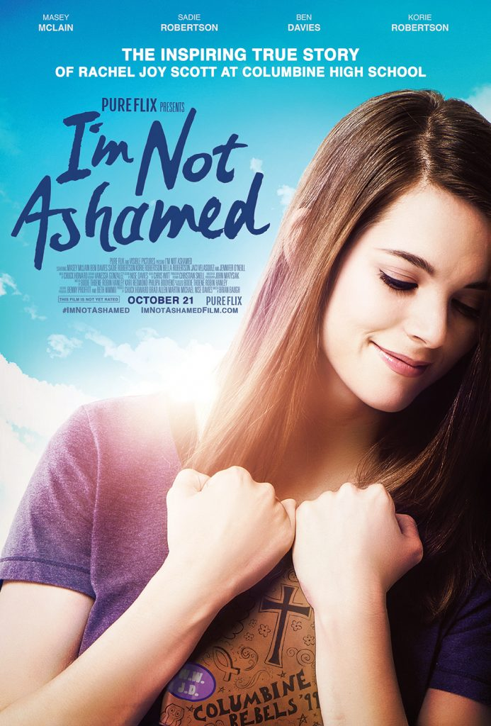 I'm Not Ashamed Movie Poster