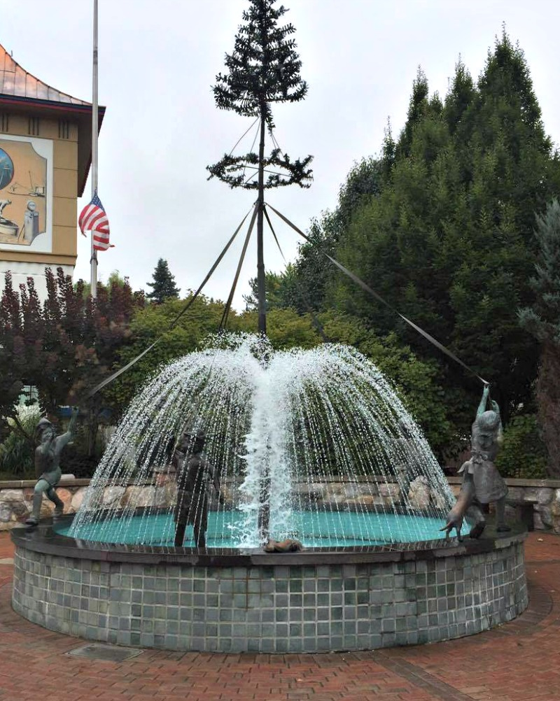 fountain-frankenmuth