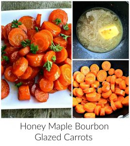 honey-maple-bourbon-glazed-carrots