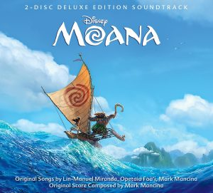 New MOANA Clips and Soundtrack Information