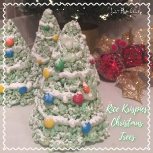 Rice Krispies Christmas Trees Recipe #12Daysof Christmas