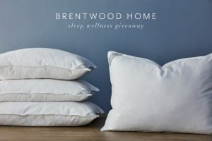 Brentwood Home Sleep Wellness Bundle Review & Giveaway – Ends 12/14