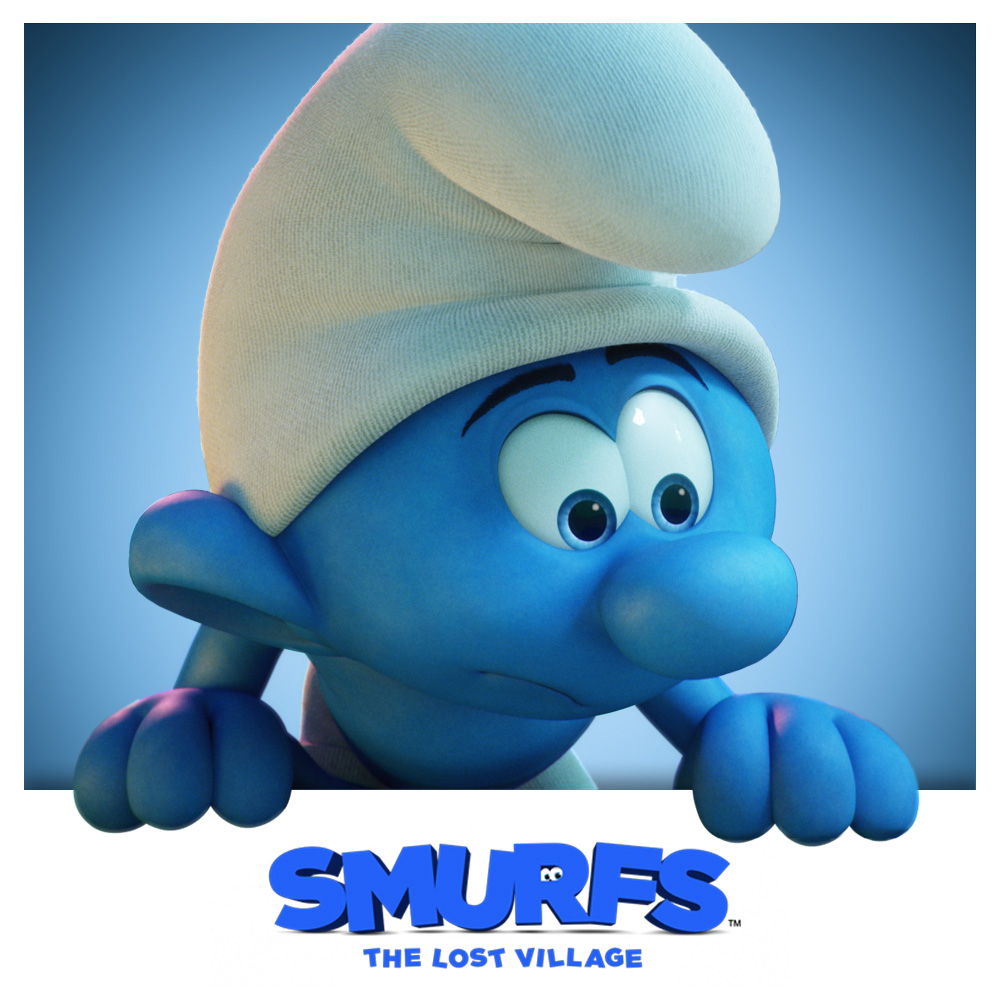 New trailer for smurfs the lost village smurfsmovie finding sanity in our crazy life - Hefty smurf the lost village ...