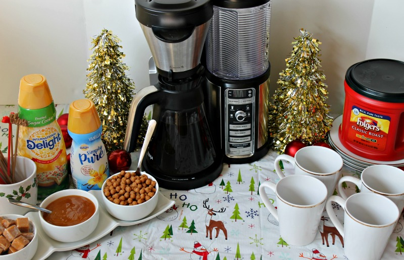 How To Create A Holiday Coffee Bar Finding Sanity In Our