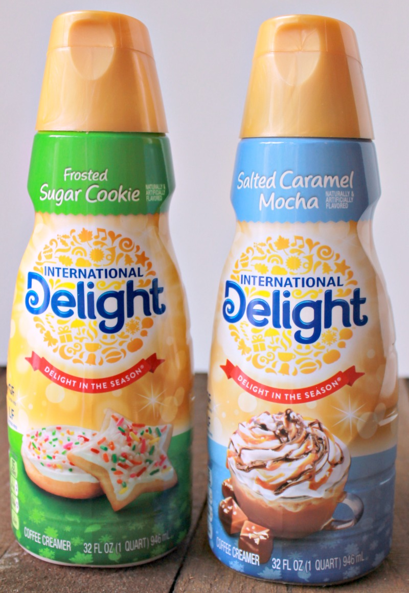 One part coffee + one part International Delight Caramel Macchiato creamer + some s'mores flair = all parts delicious! For more recipes and all kinds of delight, head to coolninjagames.gaationaldelight.