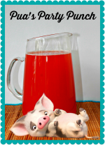 Pua's Party Punch – Inspired by MOANA #Moana