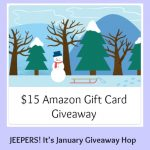 Jeepers Its January Giveaway Hop