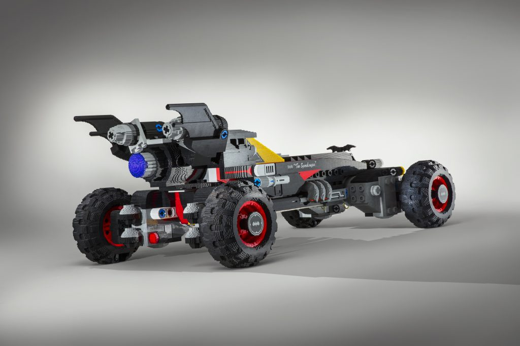 Chevrolet LEGO® Batmobile