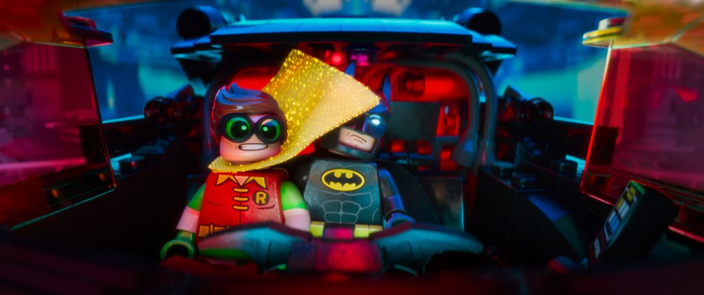 LEGO BATMAN Movie Image