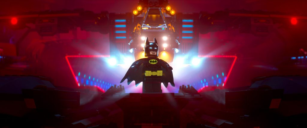 Image from LEGO Batman Movie