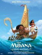MOANA Sing-Along Version Coming to Theaters