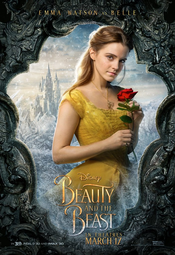 Belle Character Poster