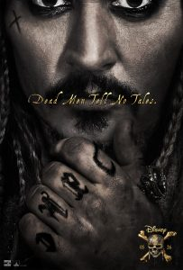 Dead Men Tell No Tales Movie Poster
