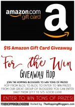 For The Win Giveaway Hop – #TheHoppingBloggers