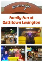 Family Fun at Gattitown Lexington