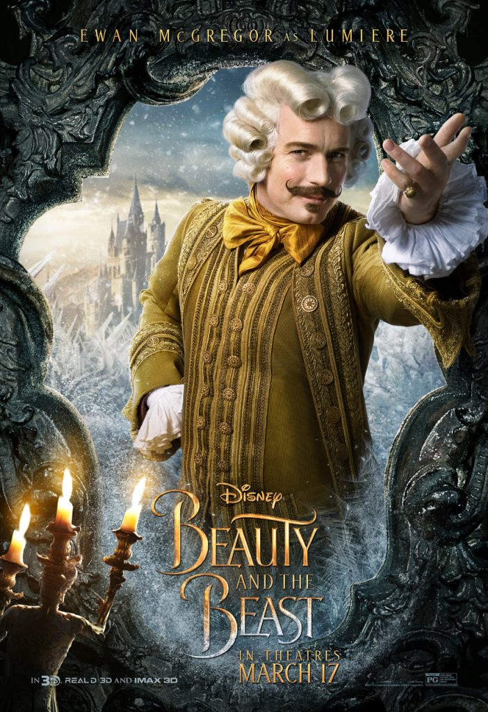 Lumiere Character Poster