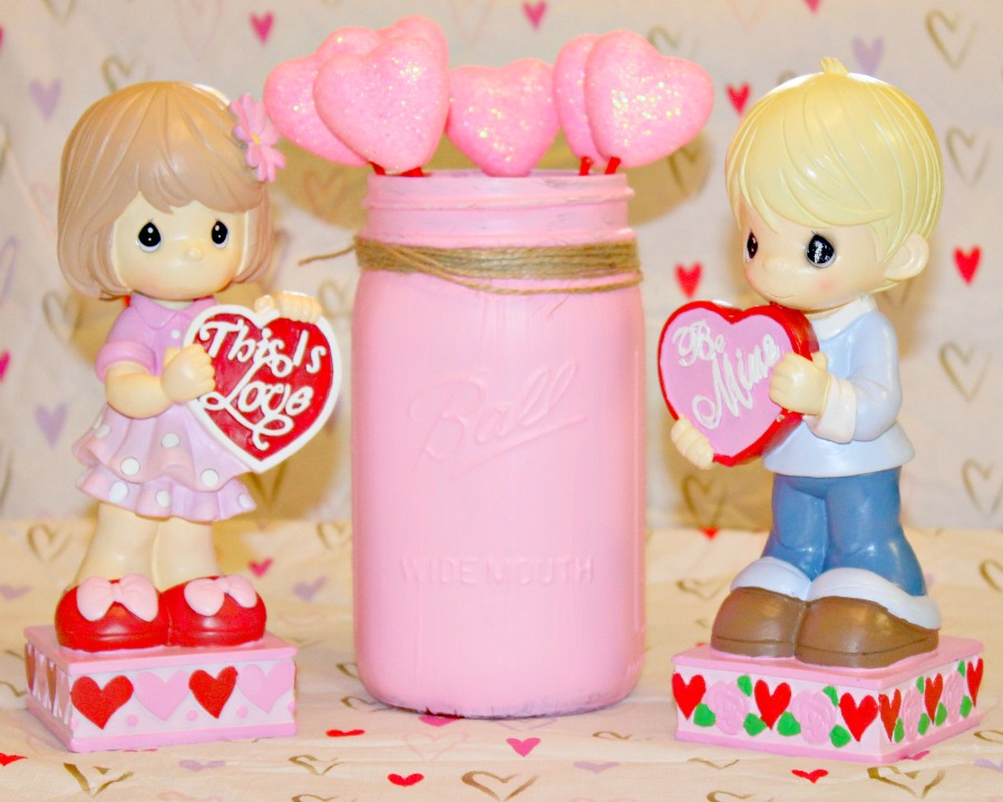 Precious Moments Valentines Figures
