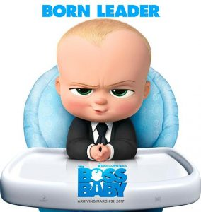 The Boss Baby Movie Review – #TheBossBaby