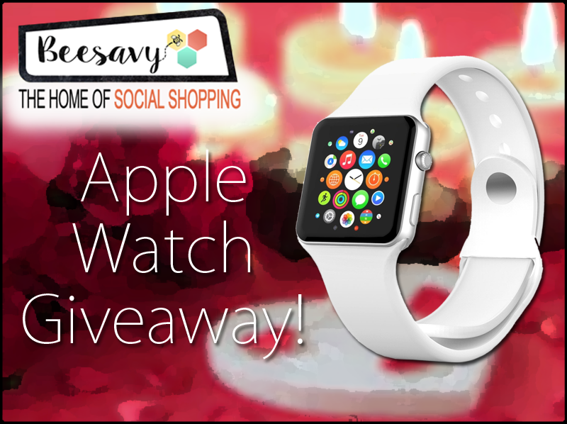 Beesavy Apple Watch Giveaweay White