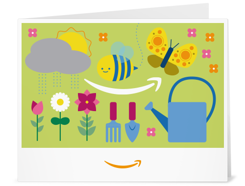 Spring Amazon Gift Card