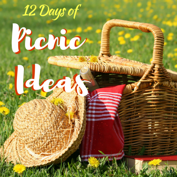 12 Days of Picnic Ideas