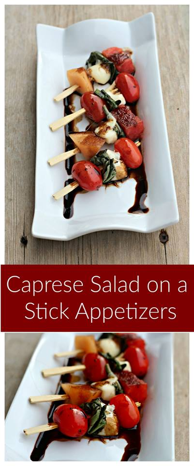 Caprese Salad on a Stick 1