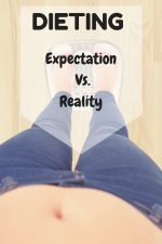 DIETING: Expectations Vs. Reality