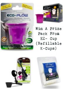 EZ-Cup Prize Pack Giveaway