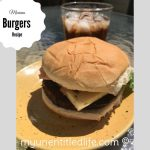 Grilled Mexican Burgers – #12DaysofPicnic