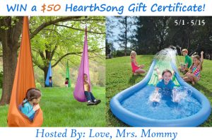HearthSong Gift Certificate Giveaway
