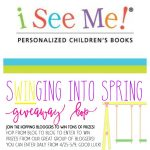 I See Me Swing Into Spring Giveaway