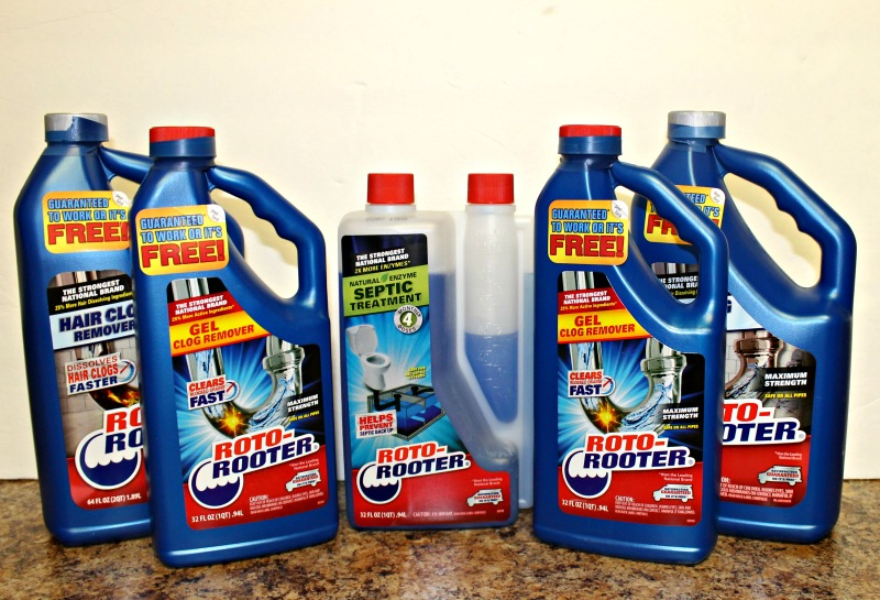 Roto-Rooter Plumbing Products