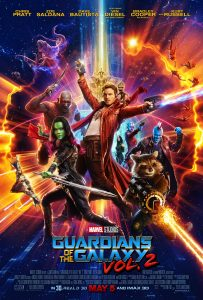 Guardians of the Galaxy Vol. 2 Movie Review – #GotGVol2