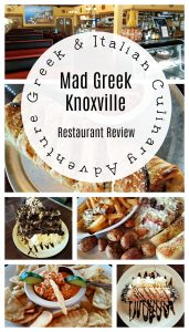 Greek & Italian Culinary Adventure Awaits at Mad Greek Knoxville – Restaurant Review