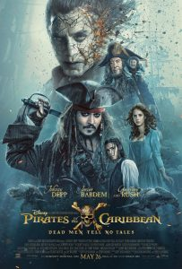 Pirates of the Caribbean:Dead Men Tell No Tales Movie Review – #PiratesLife