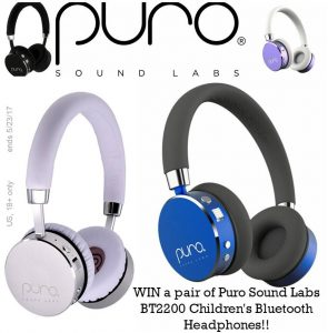 Puro Sound Labs Giveaway – Ends 5/23