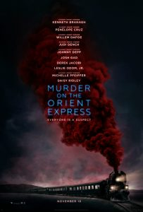 Murder on the Orient Express First Movie Trailer