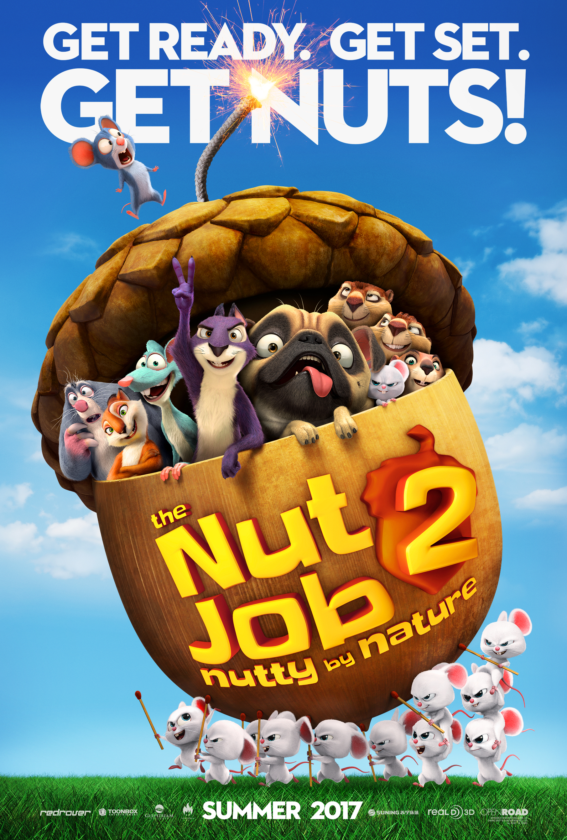 Buddy/Gallery | The Nut Job Wiki | FANDOM powered by Wikia |The Nut Job People Characters