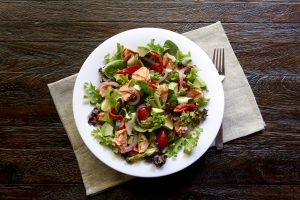Jason's Deli Adds a Salmon Pacifica Salad to Support Cancer Research