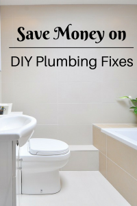 Save Money: Plumbing Fixes You Can Do Yourself