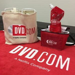 DVD.Com Swag Pack Giveaway With $50 Gift Card