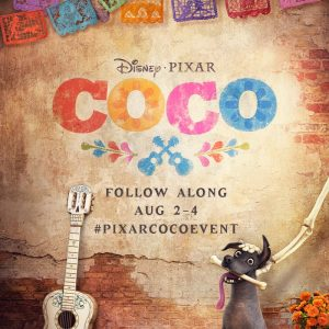 I am Headed to the Disney Pixar COCO Event – #PixarCocoEvent