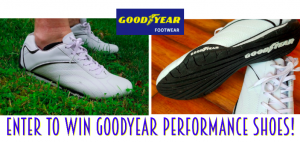 Goodyear Performance Shoes Giveaway