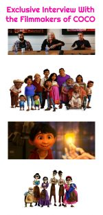 Exclusive Interview With the Filmmakers of COCO – #PixarCocoEvent