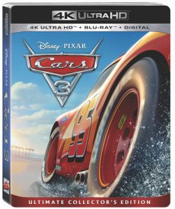 Disney Pixar's Cars 3 Coming to Digital HD & Blu-Ray – #Cars3